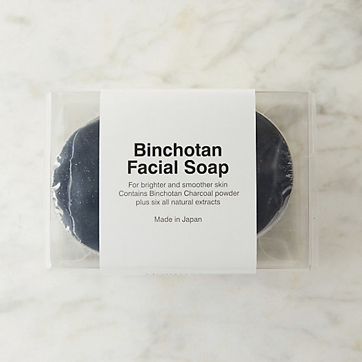 View larger image of Binchotan Charcoal Facial Soap