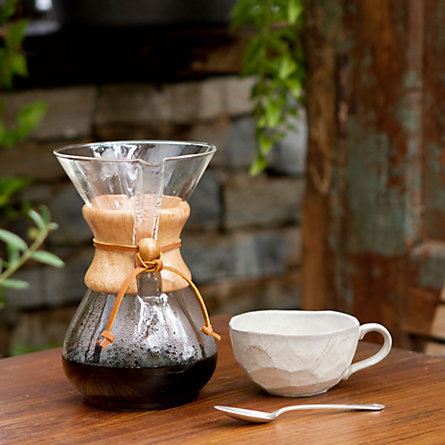 Coffee Brewing With Chemex The Blog At Terrain