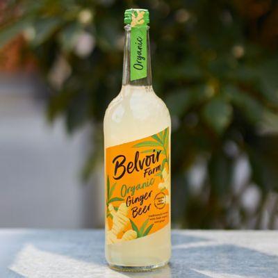 Belvoir Ginger Beer Presse