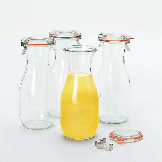 View larger image of 0.5L Weck Juice Jar Set