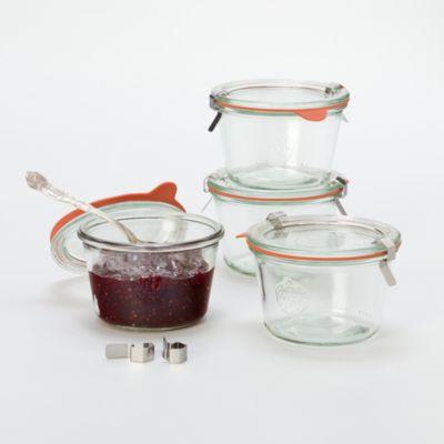 12.5 oz. Weck Jar Set