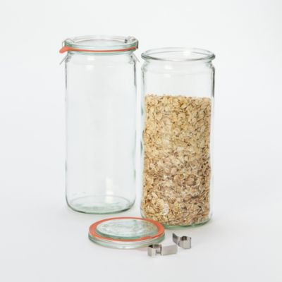1L Weck Jar Set