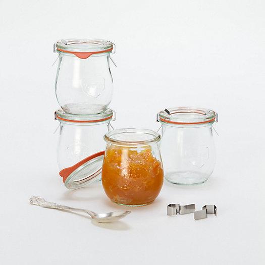 View larger image of 7.4 oz Weck Jar Set