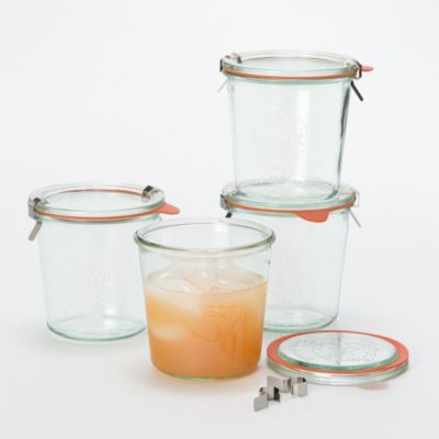 0.5L Weck Jar Set