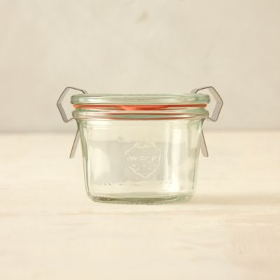 2.7 oz. Weck Jar