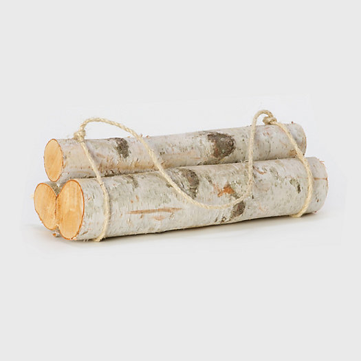 View larger image of Birch Log Bundle, Small