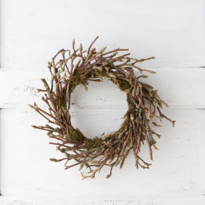 Magnolia Branch Wreath