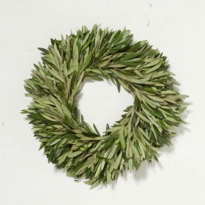 Olive Branch Wreath, 20""