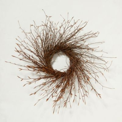 Beech Twig Wreath
