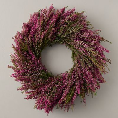 Heather Holiday Wreath