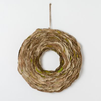 Whirled Leaves Wreath