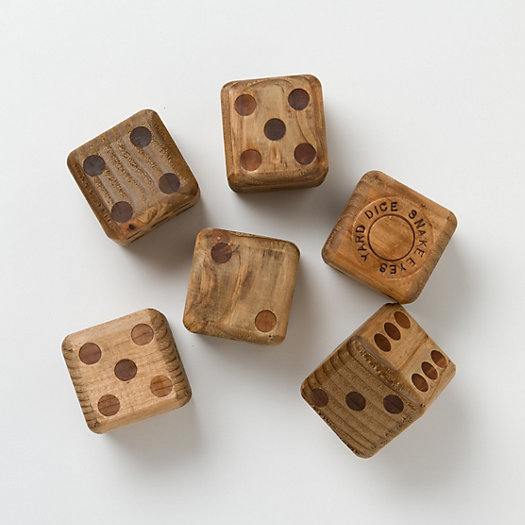 View larger image of Yard Dice