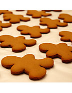 Gingerbread Cookie Decorating Workshop