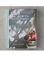 How to Eat a Peach Summer Cocktail Party with Author Diana Henry