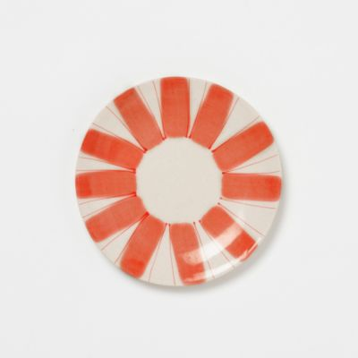 Stripe Burst Side Plate