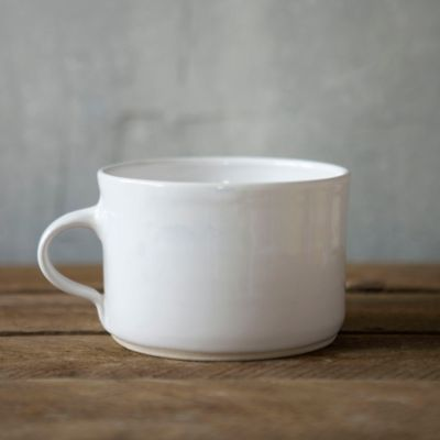 Oversized Ceramic Mug