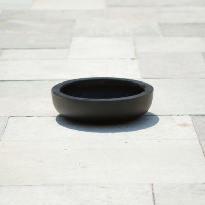 Glossed Fiberstone Bowl, Small