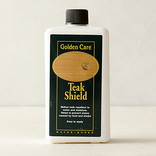 View larger image of Golden Care Teak Shield
