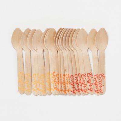 Gelato Spoons, Enjoy