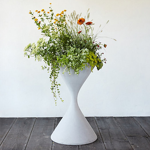 View larger image of Fiber Spindle Planter