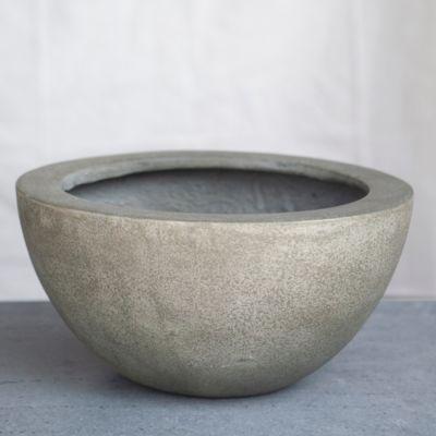 Hemisphere Fiber Pot