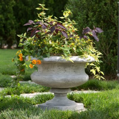 Athens Cement Urn