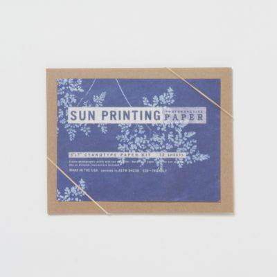 Sun Printing Kit, Small Paper