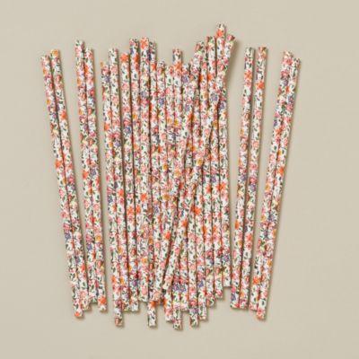 Garden Party Straws