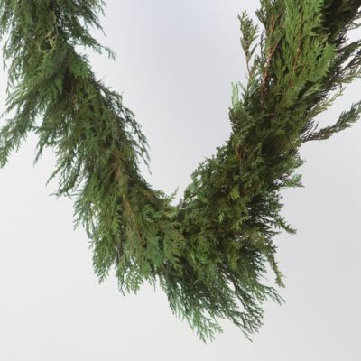 Preserved Cedar Garland