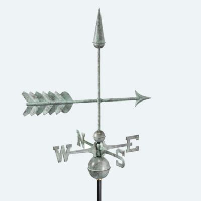 Crossed Arrows Weathervane