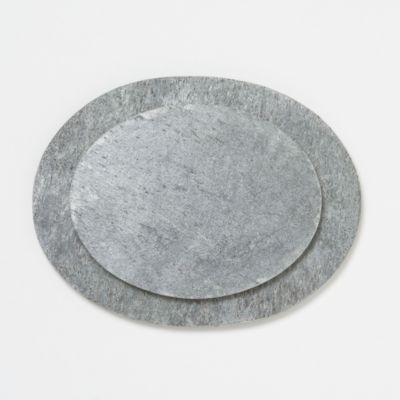 Silver Slate Cheese Board