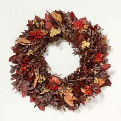 Huck Oak Wreath