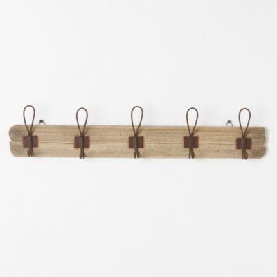 Reclaimed Wooden Rack