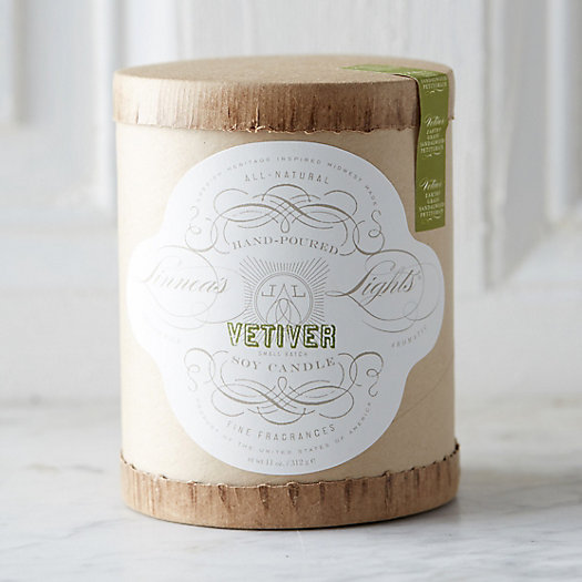 View larger image of Linnea's Lights Candle, Vetiver