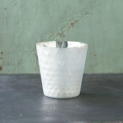 Iced Twilight Votive Holder