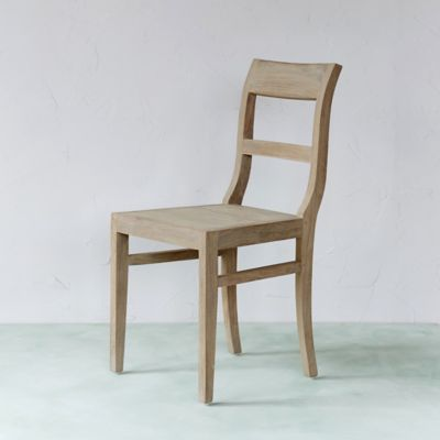 Noni Teak Side Chair