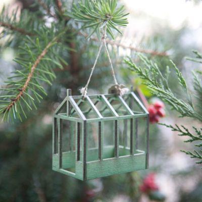 Victorian Greenhouse Ornament