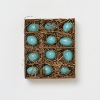 Faux Robin Eggs