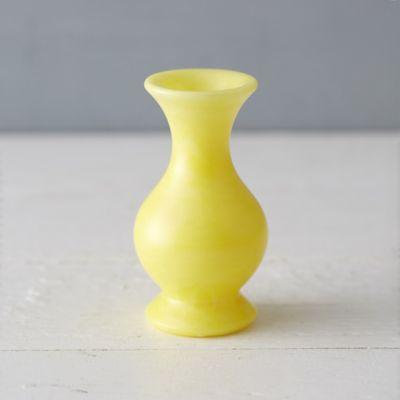 Alabaster Bud Vase