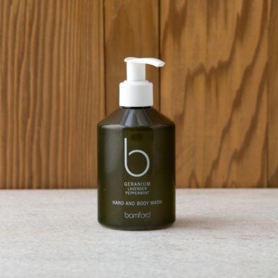 Bamford Geranium Hand & Body Wash