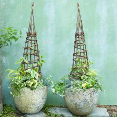 Willow Garden Obelisk
