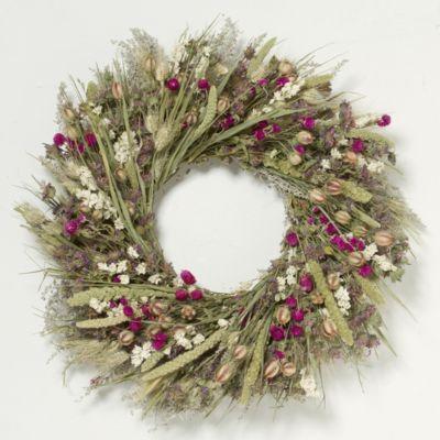 Fresh Garden Wreath