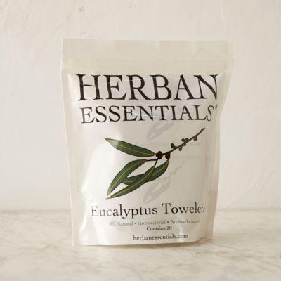 Eucalyptus Towelettes