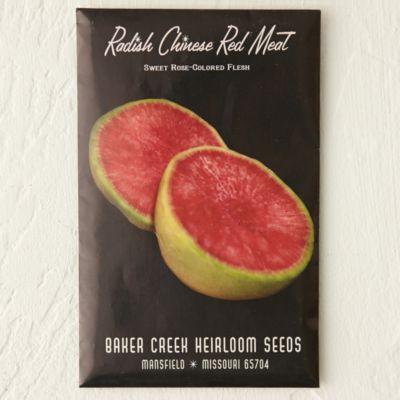 Beauty Heart Radish Seeds