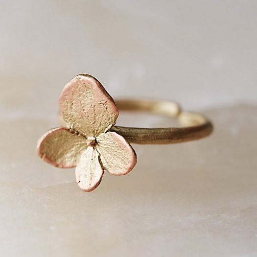 View larger image of Hydrangea Petal Ring