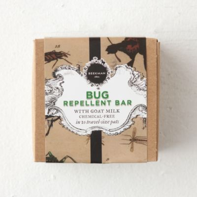 Natural Bug Repellent Soap