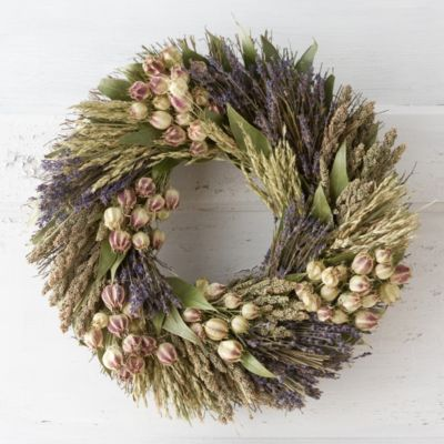 Bay & Lavender Wreath