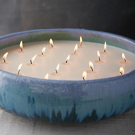 17 Wick Patio Citronella Candle Terrain