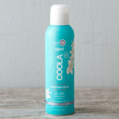 Coola Spray Sunscreen, Unscented