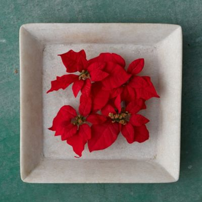 Poinsettia Clip Ornaments